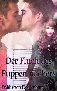 Book Cover: Der Fluch des Puppenmachers