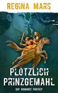 Book Cover: Plötzlich Prinzgemahl