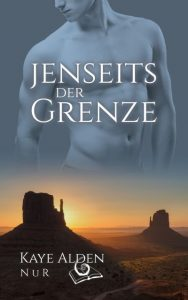 Book Cover: Jenseits der Grenze