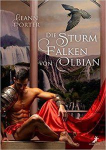 Book Cover: Die Sturmfalken von Olbian