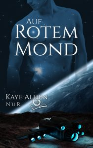 Book Cover: Auf rotem Mond