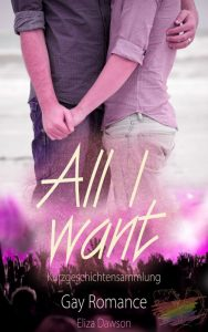 Book Cover: All I want
