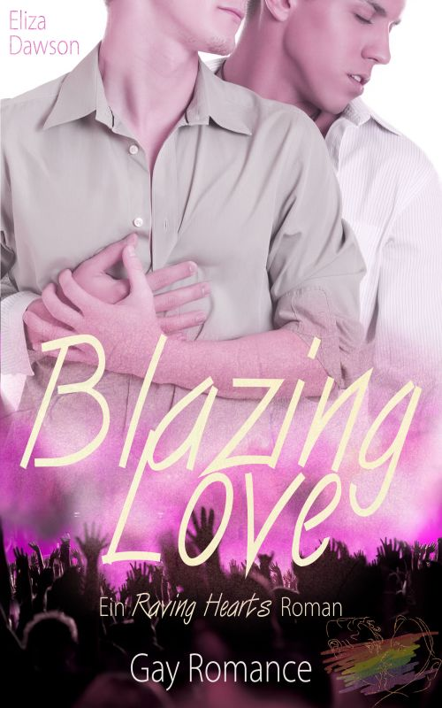 Book Cover: Blazing Love