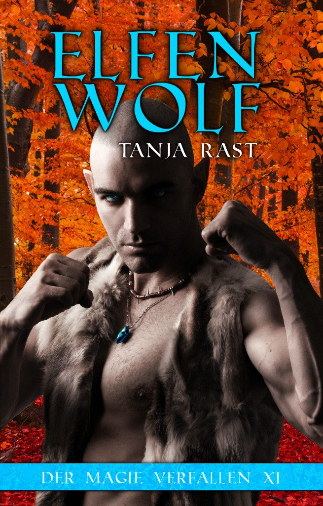 Book Cover: Elfenwolf