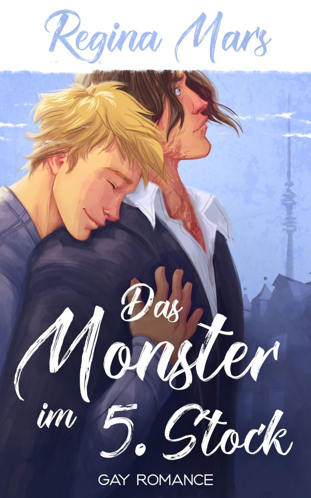 Book Cover: Das Monster im 5. Stock