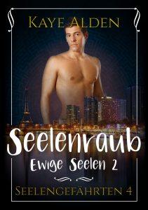 Book Cover: Seelenraub