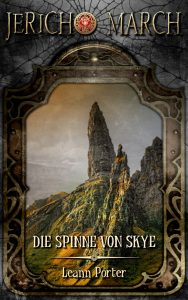 Book Cover: Jericho March - Die Spinne von Skye