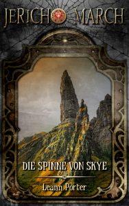 Book Cover: Jericho March - Die Spinne von Skye