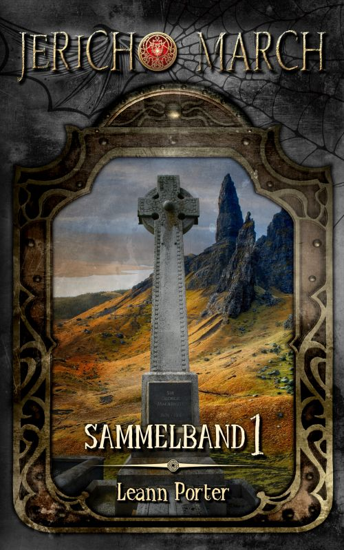 Book Cover: Jericho March - Sammelband 1