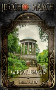 Book Cover: Jericho March – Gargoylemagie