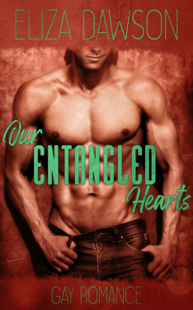 Book Cover: Our entangled Hearts