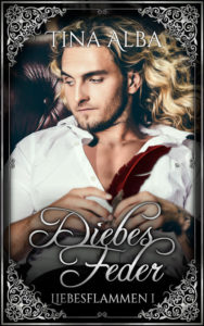 Book Cover: Diebesfeder