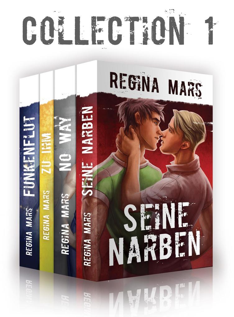 Book Cover: Regina Mars Collection 1