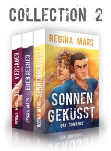 Book Cover: Regina Mars Collection 2