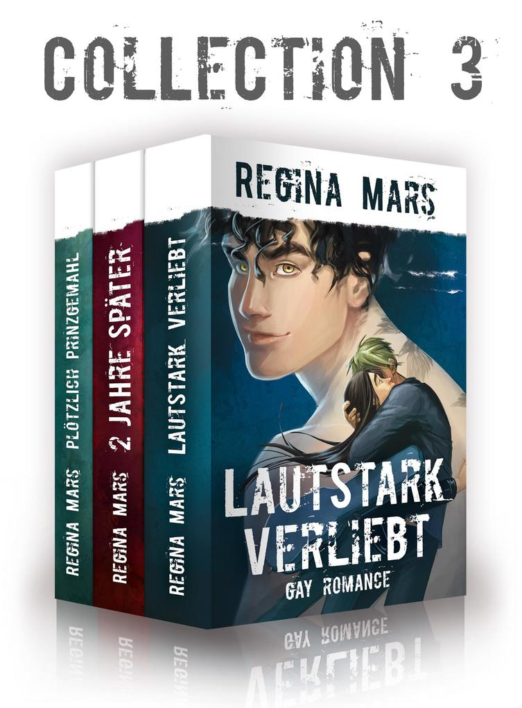 Book Cover: Regina Mars Collection 3
