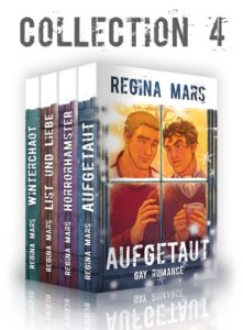 Book Cover: Regina Mars Collection 4