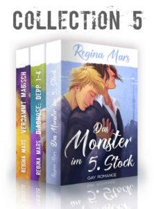 Book Cover: Regina Mars Collection 5