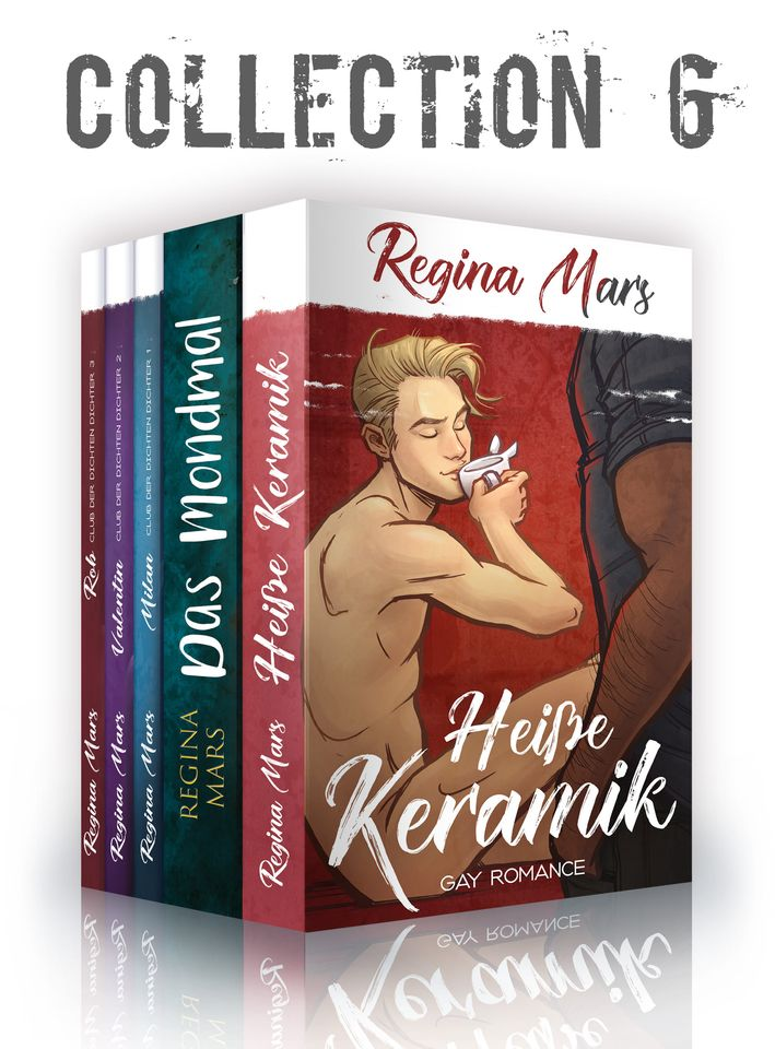 Book Cover: Regina Mars Collection 6