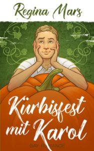 Book Cover: Kürbisfest mit Karol