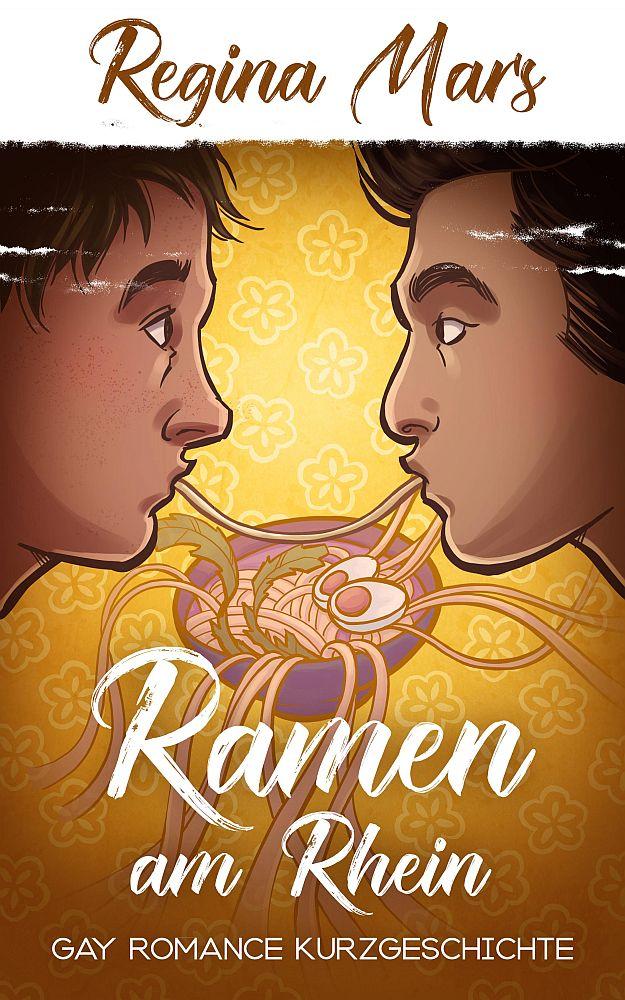 Book Cover: Ramen am Rhein