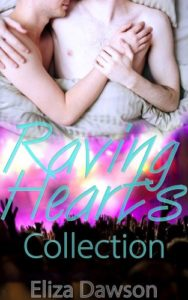 Book Cover: Raving Hearts Collection