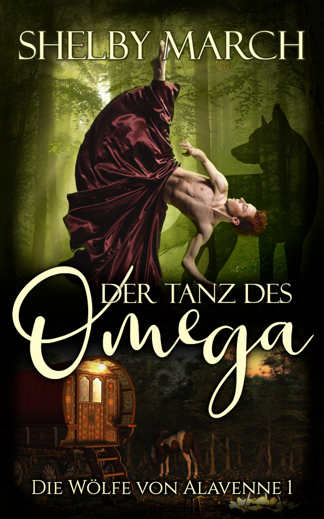 Book Cover: Der Tanz des Omega