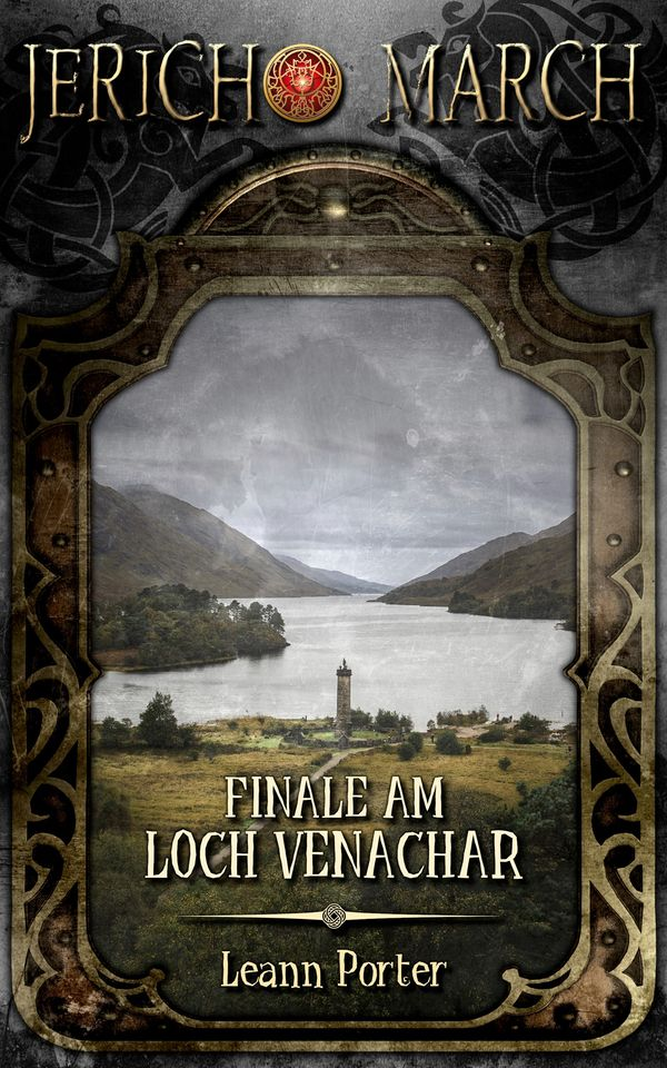 Book Cover: Jericho March - Finale am Loch Venachar
