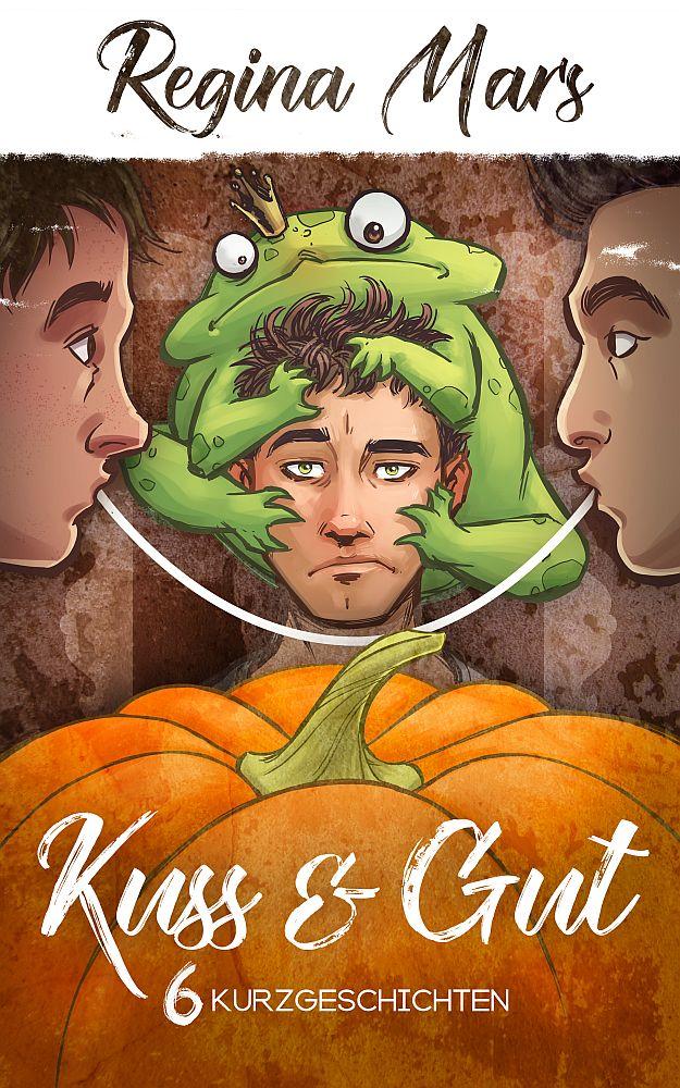 Book Cover: Kuss & Gut