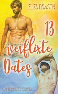 Book Cover: 13 verflixte Dates